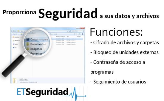 Seguridad a sus archivos y programas con el control de accesos