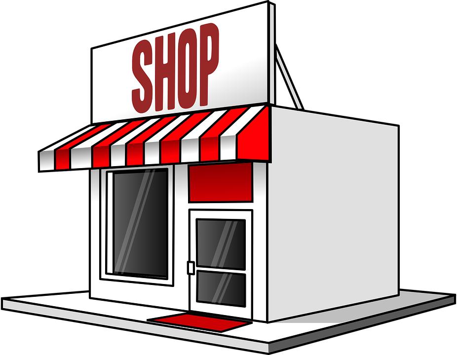 La tienda web de empresa